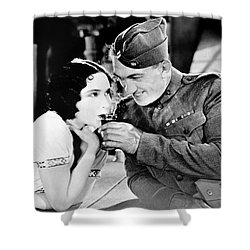 What Price Glory, 1926 Shower Curtain by Granger