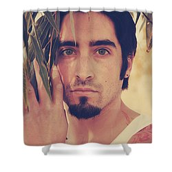 What You See Shower Curtain by Laurie Search