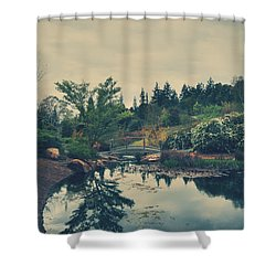 When It's Sweet Shower Curtain by Laurie Search