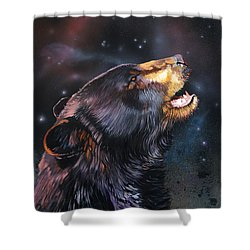 Where Do I Belong Now Shower Curtain