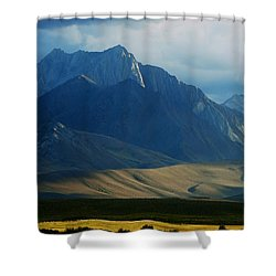 Where The West Commences Shower Curtain