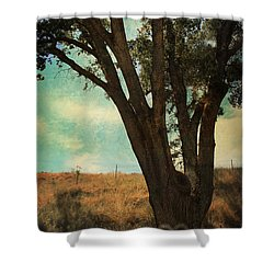 Where We'll Meet Shower Curtain by Laurie Search