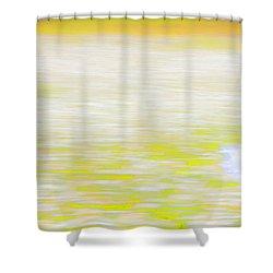 Wherever She Ran Shower Curtain