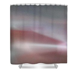 Shower Curtain featuring the photograph Whisper by Mike Breau