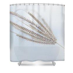 Whispering Weed Shower Curtain by Vicki Ferrari