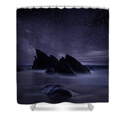 Whispers Of Eternity Shower Curtain