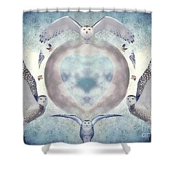 Shower Curtain featuring the photograph Whispers Of My Imagination by Heather King