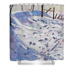 Wild Life Shower Curtain by Phil Chadwick