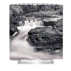 Wilderness River Shower Curtain