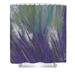Wildflowers By Jrr Shower Curtain by First Star Art