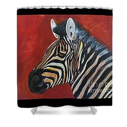 Wildlife1 Shower Curtain