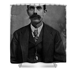 William Calvin Palmer Shower Curtain by Karon Melillo DeVega