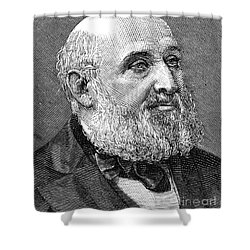 William Farr (1807-1883) Shower Curtain by Granger