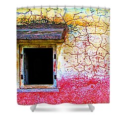 Window Of Opportunity Shower Curtain