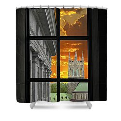 Window Series 03 Shower Curtain