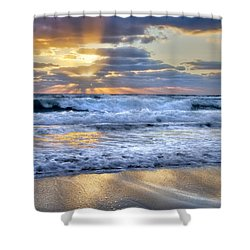 Window To Heaven Shower Curtain