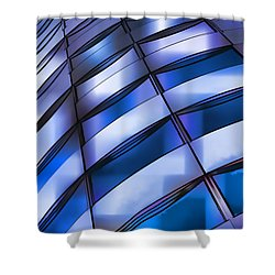 Windows In The Sky Shower Curtain