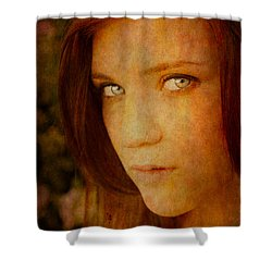 Windows To The Soul Shower Curtain by Loriental Photography