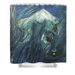Winds Of Love Shower Curtain