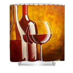 Wine Not Shower Curtain