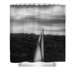 Wing On Wing Shower Curtain