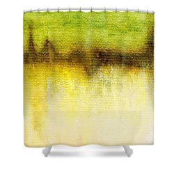 Wither Whispers II Shower Curtain by Brett Pfister