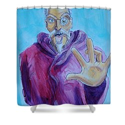 Wizard Shower Curtain