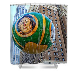 Wizard Of Oz In New York  Shower Curtain