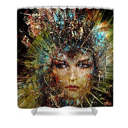 Women 377-07-13 Marucii Shower Curtain