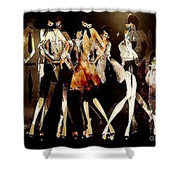Women 496-11-13 Marucii Shower Curtain