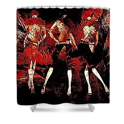 Women 499-11-13 Marucii Shower Curtain