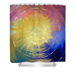 The Word Of God Shower Curtain