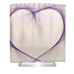 World Cancer Day Shower Curtain