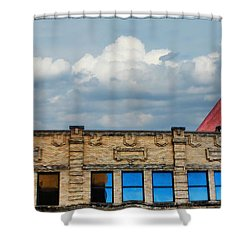 W.r. Maloney Shower Curtain