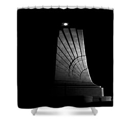 Shower Curtain featuring the photograph Wright Brothers National Memorial by Greg Reed