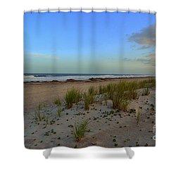 Wrightsville Beach Dune Shower Curtain