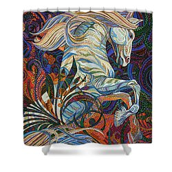 Wuthering Heights Shower Curtain