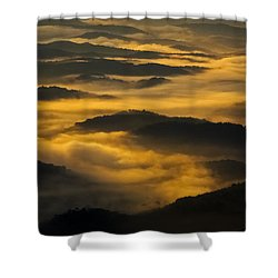 Wva Sunrise 2013 June II Shower Curtain