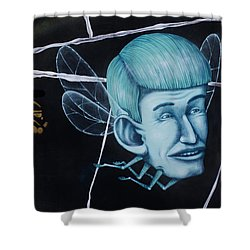 Wynwood Series 18 Shower Curtain