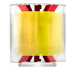 Xo - Color Shower Curtain