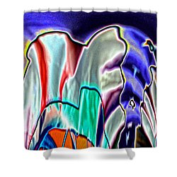Xtreme Dreams Shower Curtain