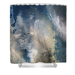 Xv - Lost Island Shower Curtain