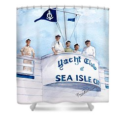 Ycsic Race Committee 2 Shower Curtain