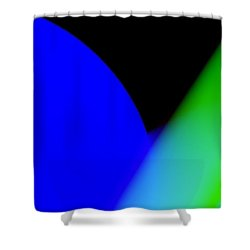 Yetzirah Shower Curtain