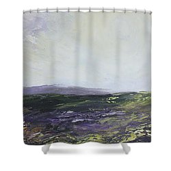 Yorkshire Moors Shower Curtain