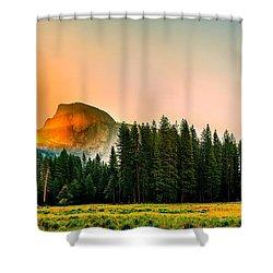 Sunrise Surprise Shower Curtain