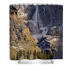 Yosemite's Splendor Shower Curtain