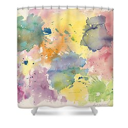 Young Souls Shower Curtain