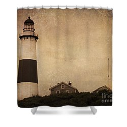 Your Night Light Shower Curtain by A New Focus Photography