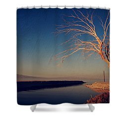 Your One And Only Shower Curtain by Laurie Search